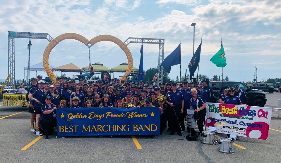 Golden Days Parade 2019