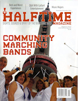 Halftime Magazine Nov-Dec 2014