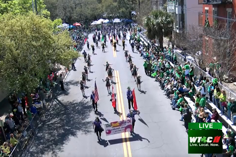 Savannah 2017 Parade